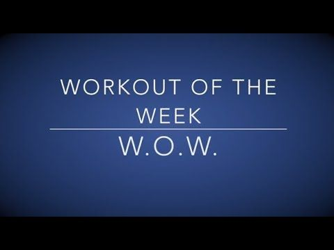 #HWOW Hillworks Workout Of the Week - Fat Blasting Accelerator Workout