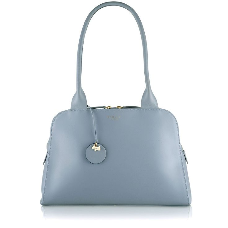 1b6f308ec6 The Millbank leather zip-top tote is sure to complement your workday  wardrobe.