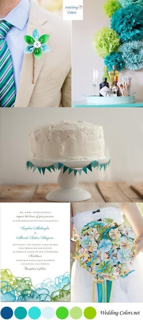 best 25 blue green weddings ideas on pinterest green wedding flower ideas blue names and. Black Bedroom Furniture Sets. Home Design Ideas