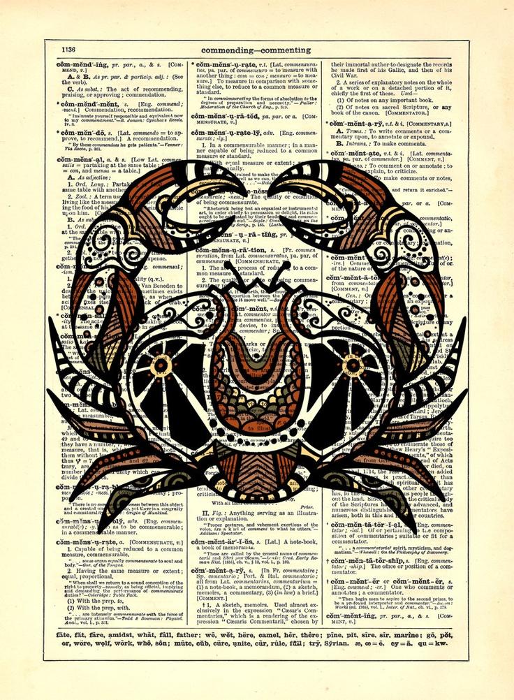 Cancer Astrology Zodiac Crab