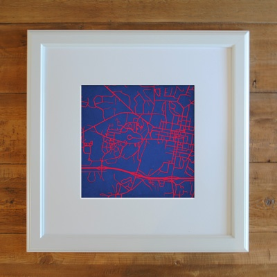 Ole Miss Campus...great gift idea!