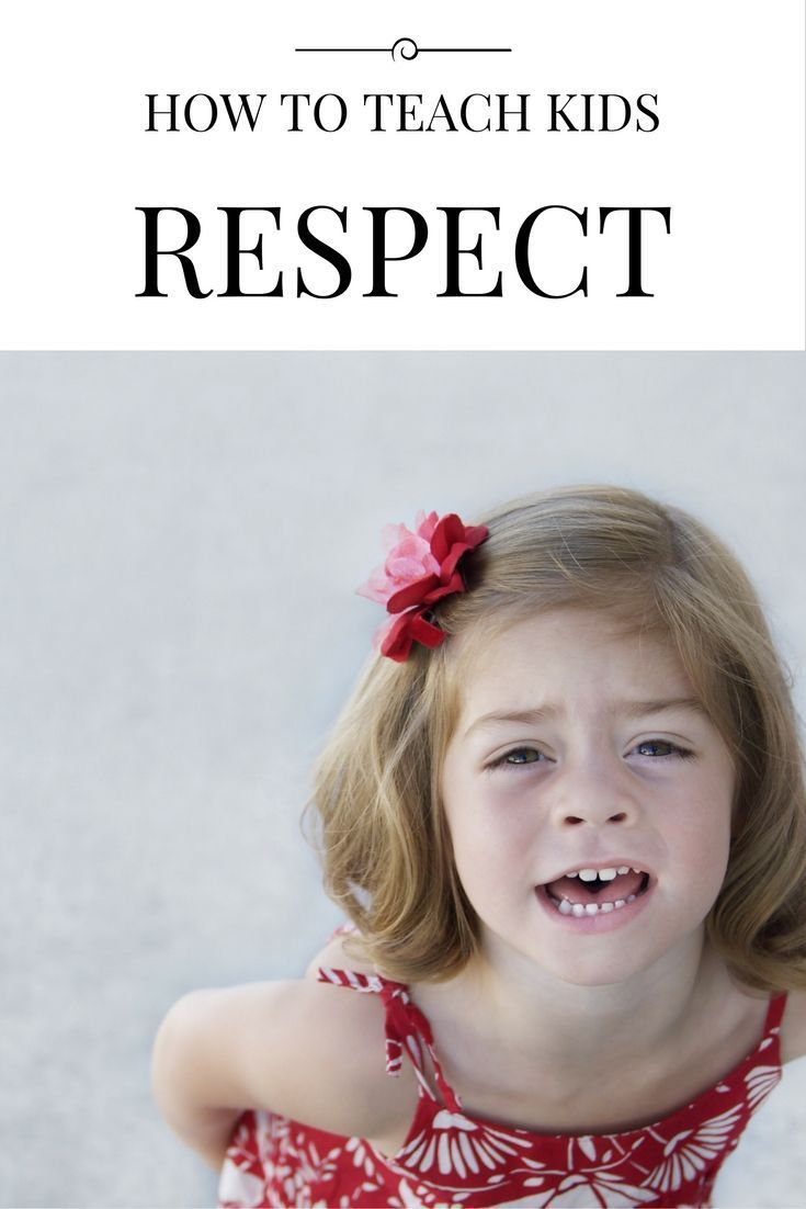 Respect Parents | Discipline For Kids