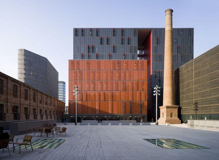 Galeria de Campus de Comunicação Poblenou / RQP Arquitectura - 1