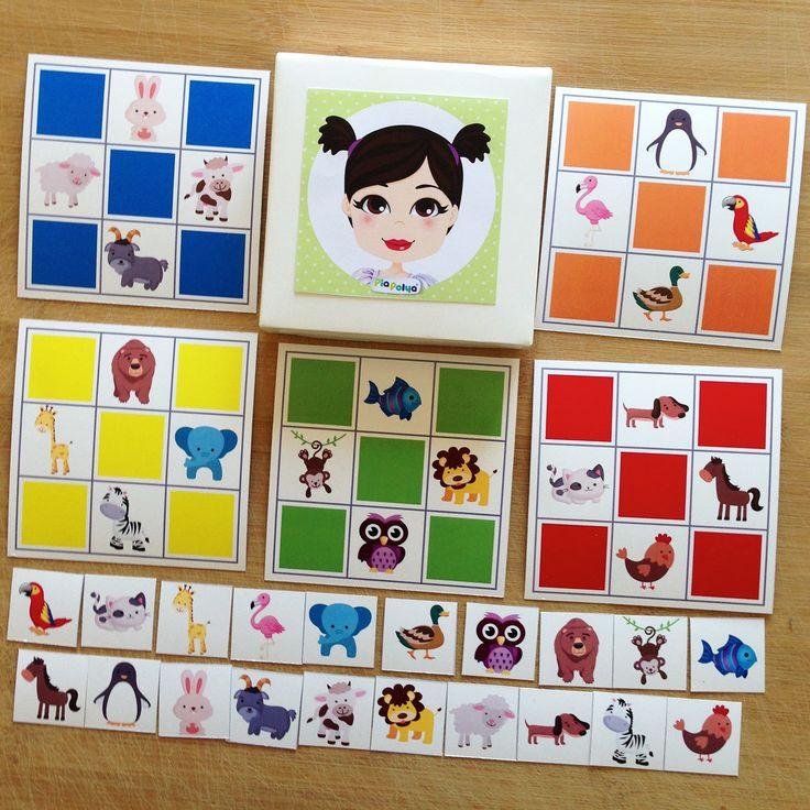 """""""Pia Polya Hayvanlar Temalı TOMBALA """"   Dosya İsmi: PiaPolya00024+18ay.pdf Tavsiye Edilen Yaş : +18ay Kağıt Ölçüsü: A3 Bir sayfa Nasıl Hazırlanır: İnce, gri çizgilerden kesiniz.  Önemli Uyarı : Bu gönderinin ticari amaç ile kullanılması, reel yada internet ortamında satışının yapılması yasaktır. Oyun, Pia Polya'nın tüm çocuklara hediyesi olup, fikir mülkiyeti Hotalı Ambalaj Tasarımına aittir."""