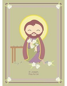 St. Joseph Foster Father of Jesus