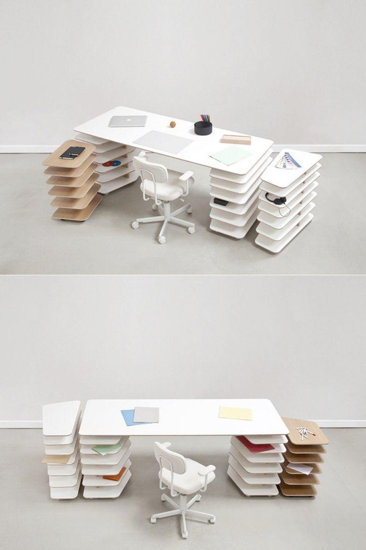 Sweden ready for some great interior design futura home decorating - 30 Inspirational Home Office Desks Futura Home Decorating