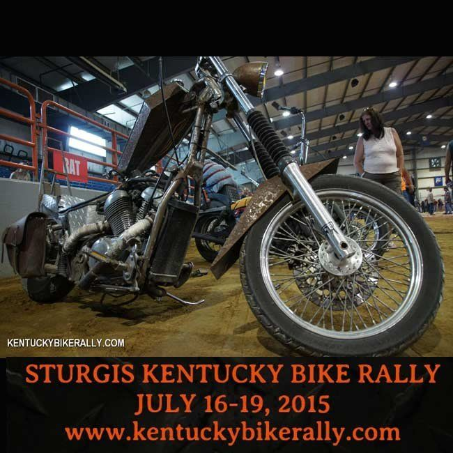 Sturgis rally dates in Melbourne