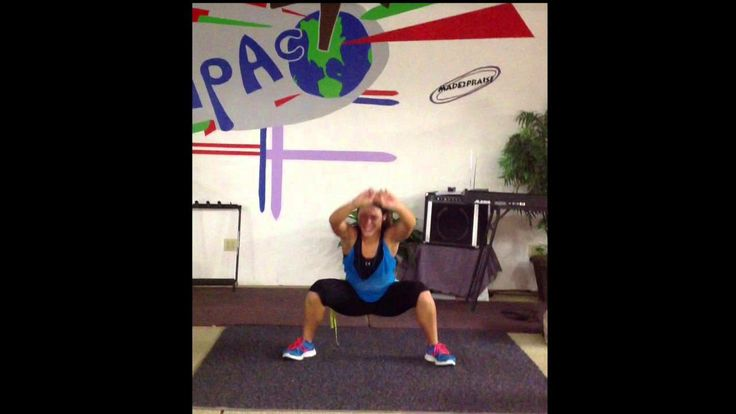 """New Dance workout to """"Happy"""" by Pharrell Williams dance by jessica bass byrge"""