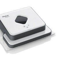 Novinka - prvý robotický mop na trhu! http://www.irobot.sk/aktuality/novinka-prvy-roboticky-mop-na-trhu/