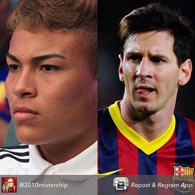 Repost from @2010misterchip using @RepostRegramApp - Hoy es un día para la historia del fútbol venezolano: Adalberto Peñaranda (18 años y 195 días) se ha convertido en el extranjero más joven en lograr un doblete en TODA la historia de la liga española superando nada más y nada menos que un récord de Lionel Messi (que lo logró con 18 años y 219 días). Por detrás de Peñaranda y Messi figuran en la lista Gio dos Santos (19 años y 6 días) y Samuel Eto'o (19 años y 30 días).
