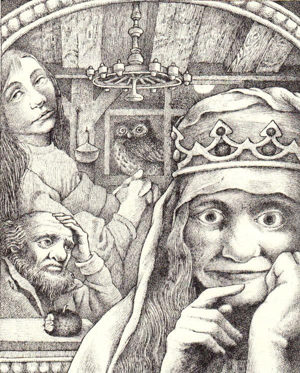Conoce a los mejores ilustradores modernos de nuestros cuentos favoritos de los hermanos Grimm. Los cuentos de Grimm que conocemos hoy en día se...