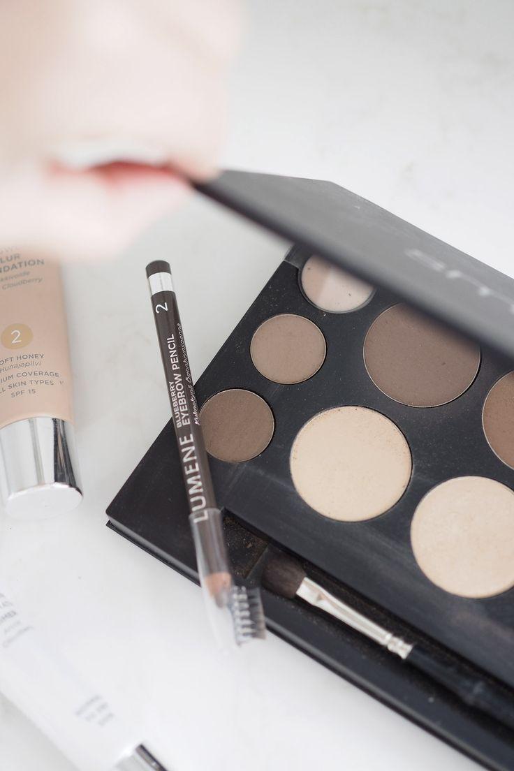 My favorite make-up products: http://www.idealista.fi/charandthecity/2017/03/26/arkimeikki-tuotteet/