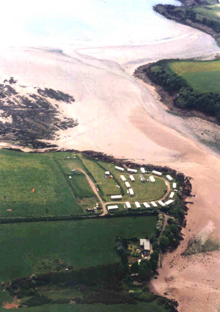 d day beaches campsites