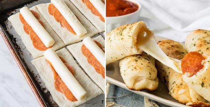 Cuisiner des bâtonnets au fromage n'aura jamais été aussi facile! Une recette simple et délicieuse! - Cuisine - Trucs et Bricolages