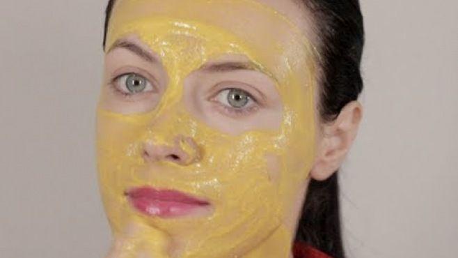 Evde Yapabileceğiniz Akne Tedavisi İçin Kolay Maske - Evde kolayca uygulayabileceğiniz akne tedavisi için maske (Home Remedy For Acne Free Video)