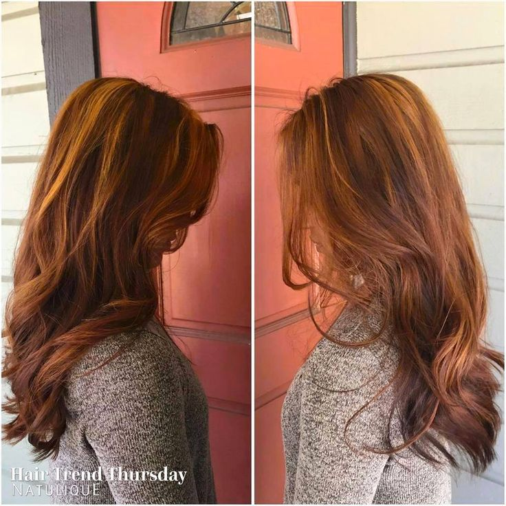 Look at this beautiful redhead!! The cut, colour and styling are all done by the talented Melissa Bosch from the Laughing Crow Salon Salon in Eugene, Oregon. We always love to see our products in use.#NATULIQUE #NATULIQUEchic #HairTrendThursday #Hairtodyefor #HealthyHair