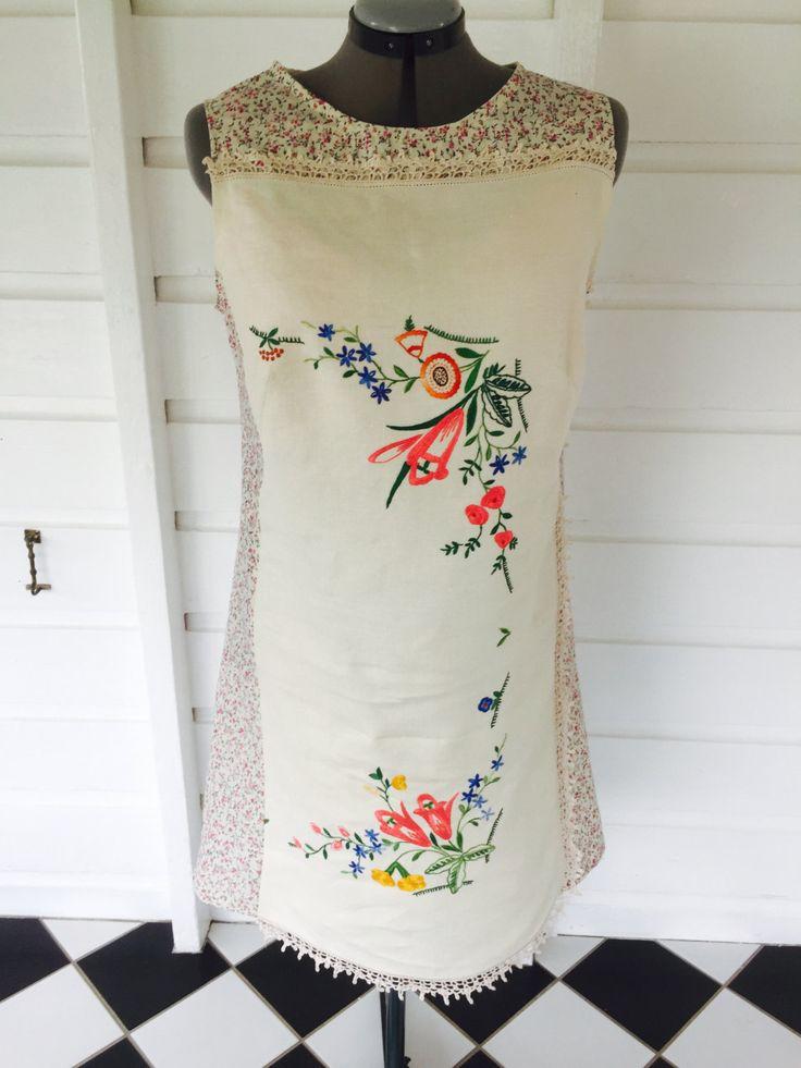 Size14 Summertime Flowers by StitchedUpBySmith on Etsy
