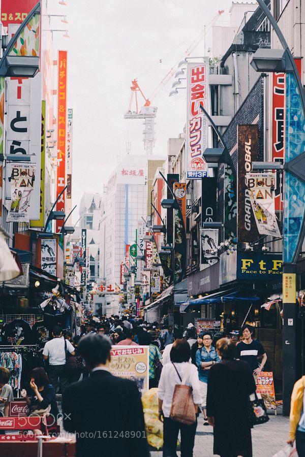 Ueno by mitsuru_wakabayashi