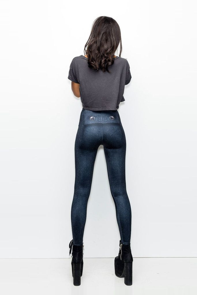 Belstaff Leggings (LIMITED) - Gold Bubble Clothing