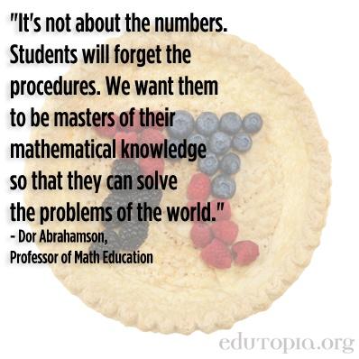 Math Education Professor Dor Abrahamson: Making Math