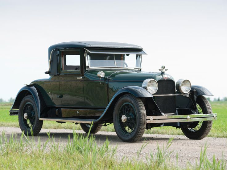 1922 duesenberg model a, doctor's coupe