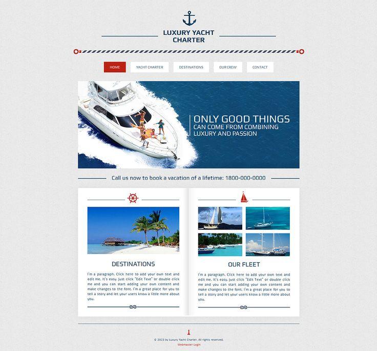 See Prior Website Design Wix