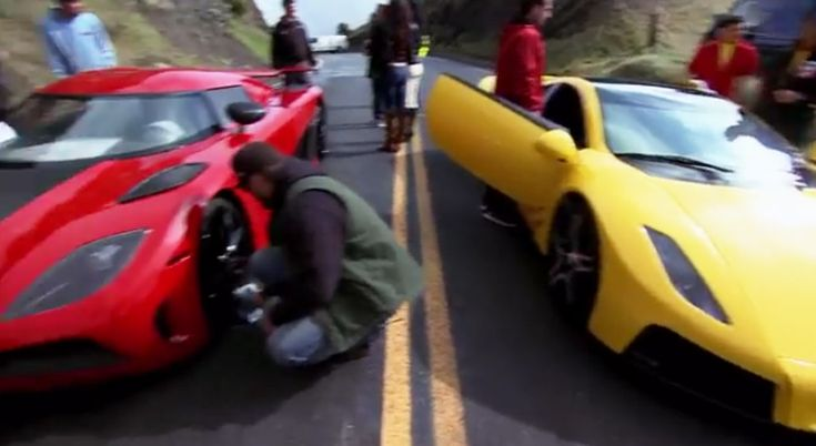 Meet The Cars Of The Need For Speed Movie: Video