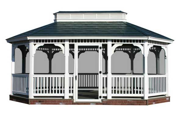 Buy 10x10 Gazebos From Alan's Factory Outlet - Shop Today