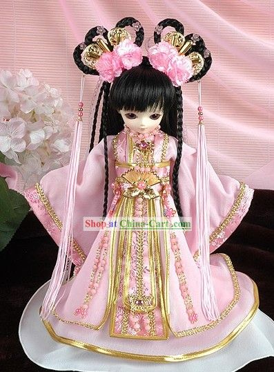 Ancient Chinese Little Princess