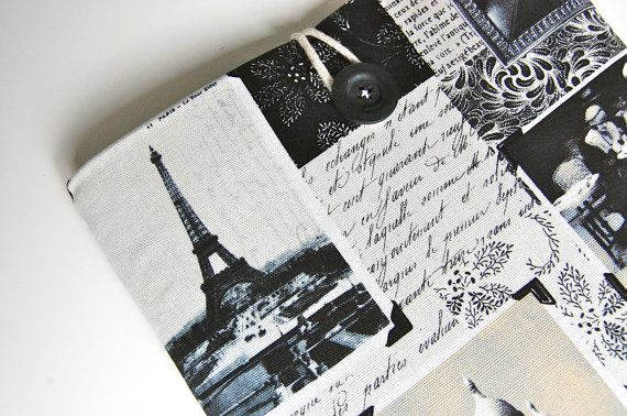 Hey, I found this really awesome Etsy listing at http://www.etsy.com/listing/124357915/paris-laptop-case-laptop-sleeve