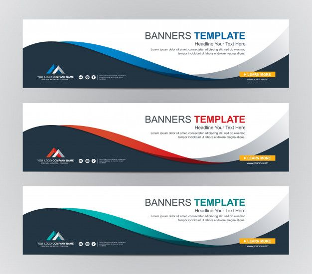 Abstract Web Banner Design Background Or Header Templates Web Banner Design Web Banner Banner Design Inspiration