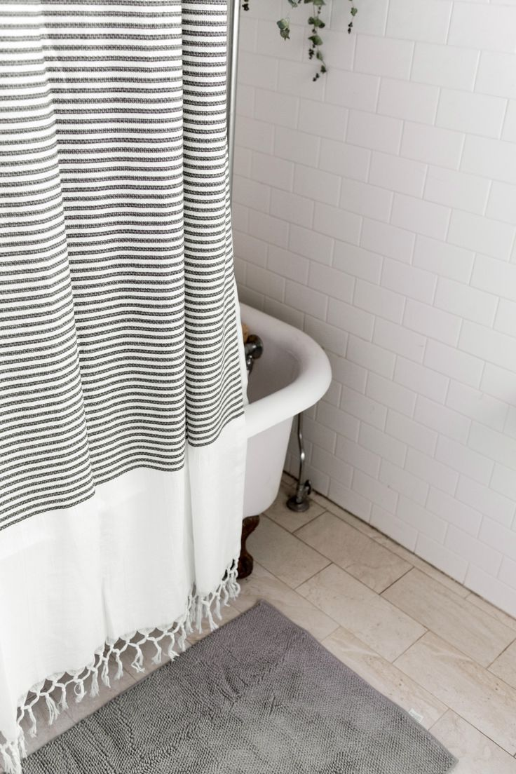 Soft, absorbent and warm underfoot, this Rug adds comfort and style anywhere in the bathroom.