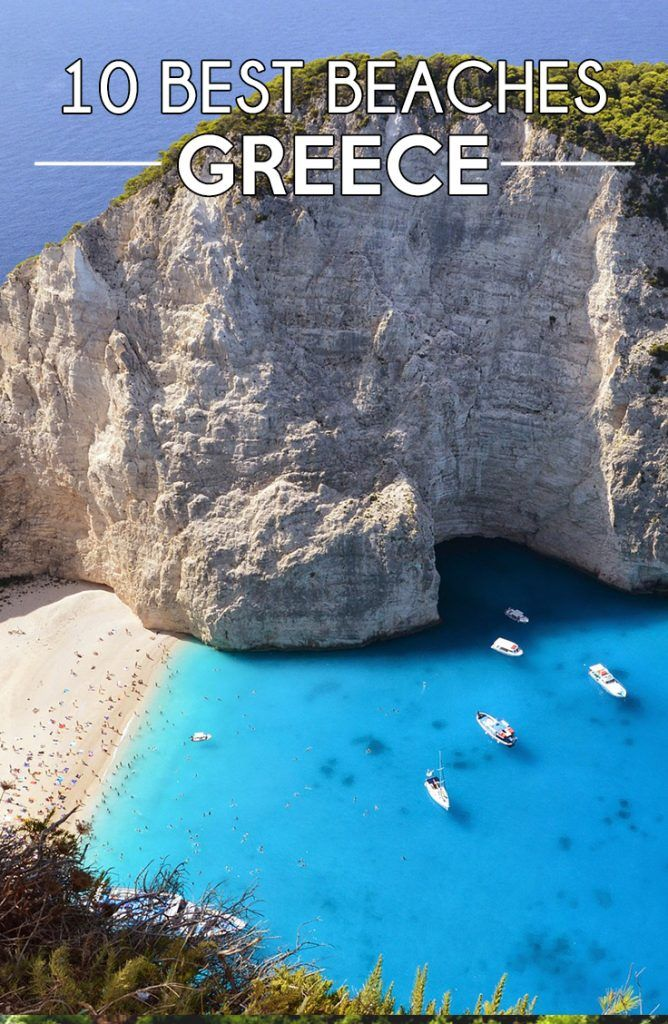 10 Best Beaches in Greece - Travel & Pleasure