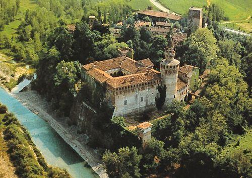 Il Castello di Rivalta, Piacenza, Emilia Romagna - Italy