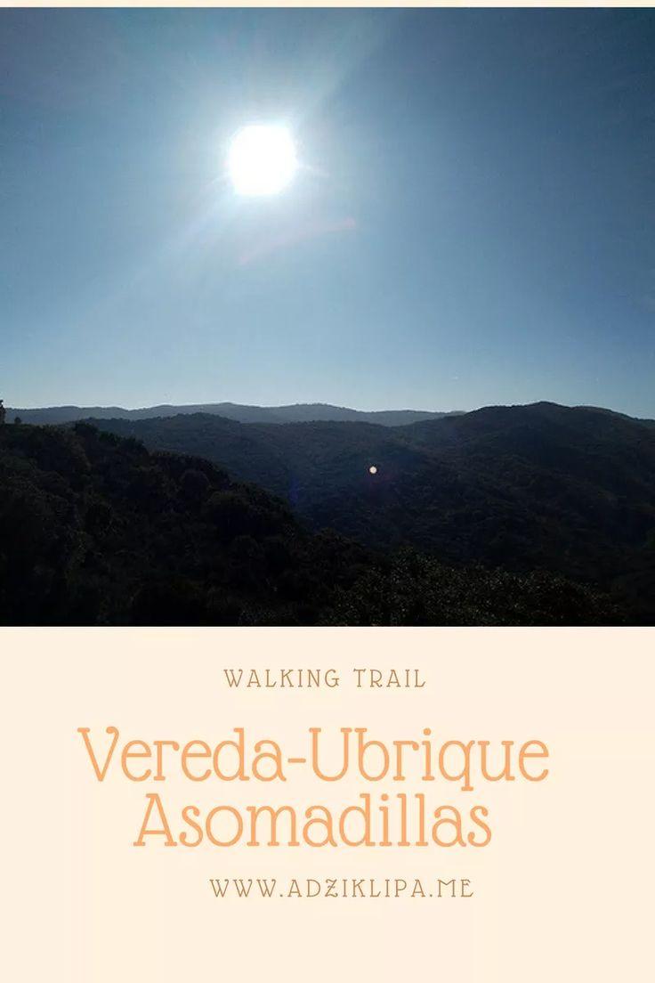 Ada Wanders/Włóczykijada. Viewpoint Vereda Ubrique-Asomadillas.