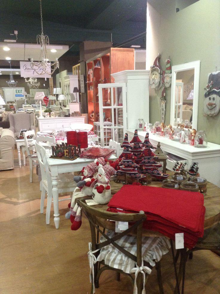 Woodhouse Ενα μαγαζι γεματο Χριστουγεννιατικα !