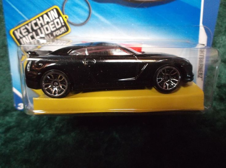 Awesome Awesome Hot Wheels Nightburnerz 2009 Nissan GT-R w/Keychain 2017 2018