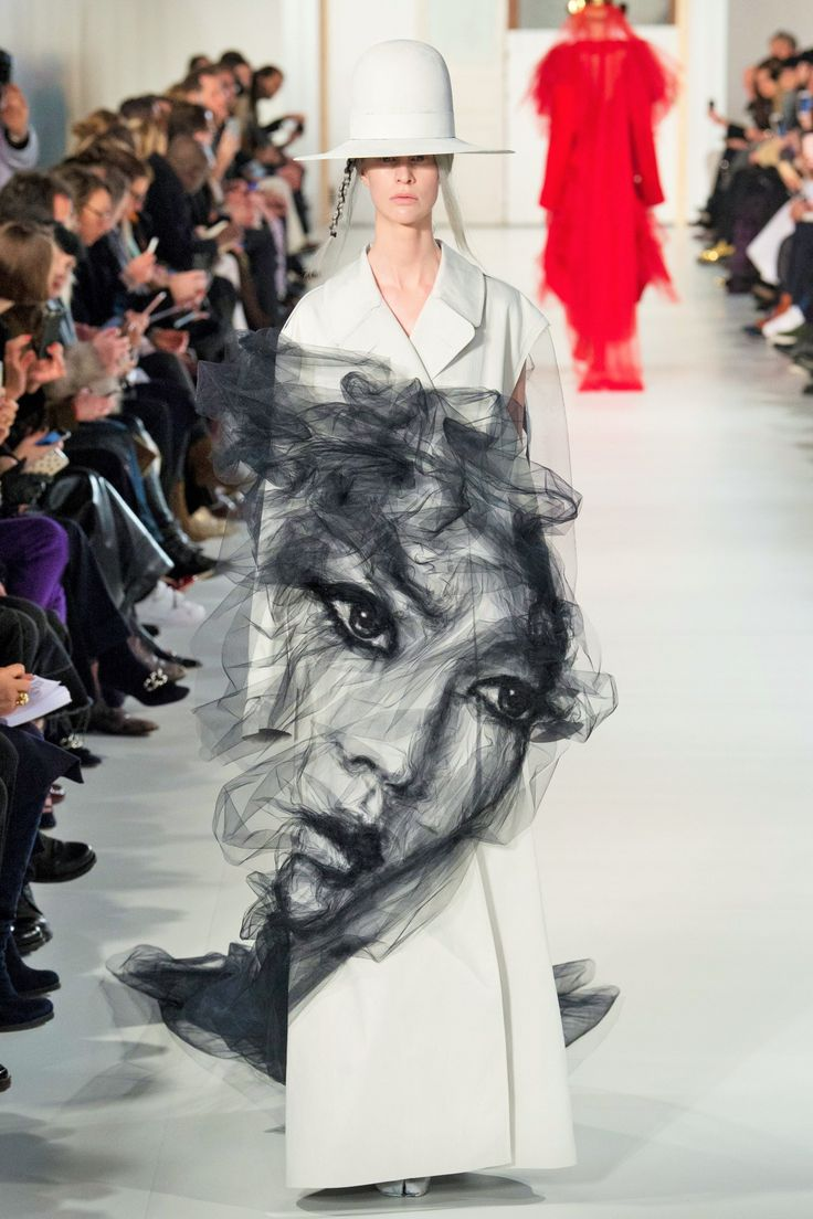 Maison Margiela Haute Couture Spring / Summer 2017