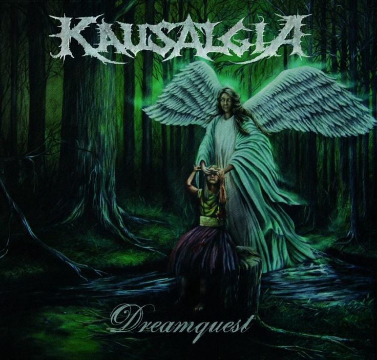 Kausalgia - Dreamquest - 2016. Album and Review.