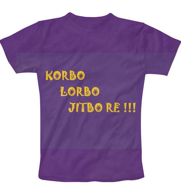 KKR Song T-Shirt