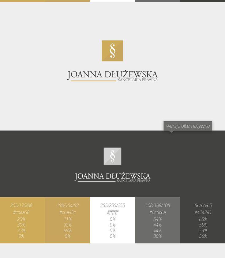 Nasza realizacja dla Kancelarii Prawnej Joanny Dłużewskiej.  #branding #BrandPRO #ID #corporateidentity #webdesign #visualidentification #design #realizacja #portfolio #BrandPROdesign