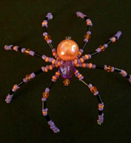 134 best christmas spider images on pinterest beaded spiders beaded animals and christmas spider. Black Bedroom Furniture Sets. Home Design Ideas