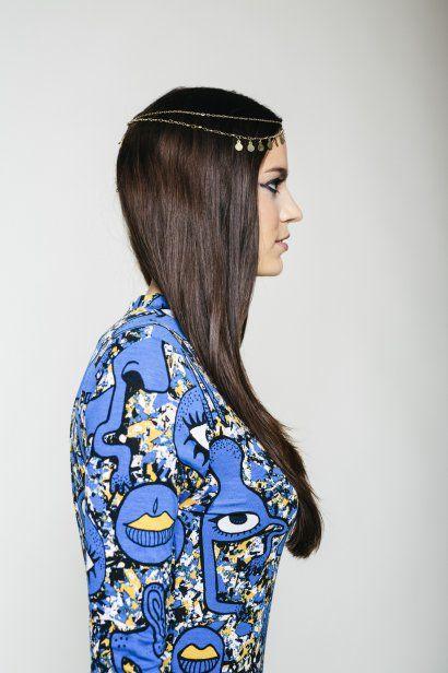 Galeriebild zu Alina – Kleid: Monki, Kopfschmuck (stylists own ...