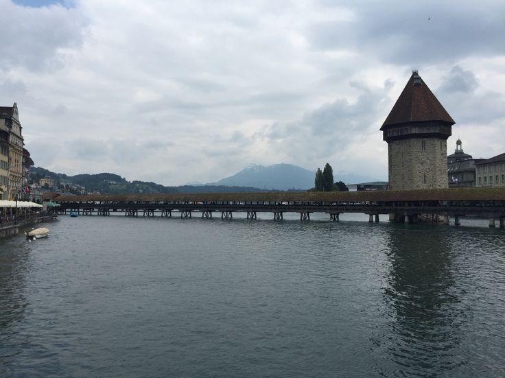 Lake Luzern, Zurich, Switzerland