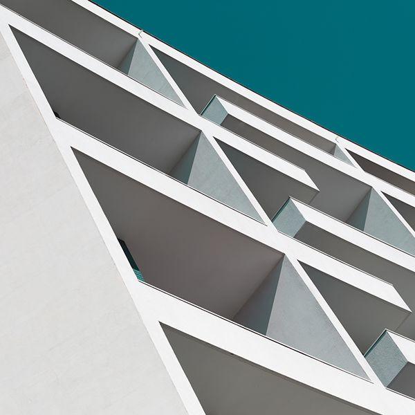 Geometrie - Minimal Urban Photography   Abduzeedo Design Inspiration