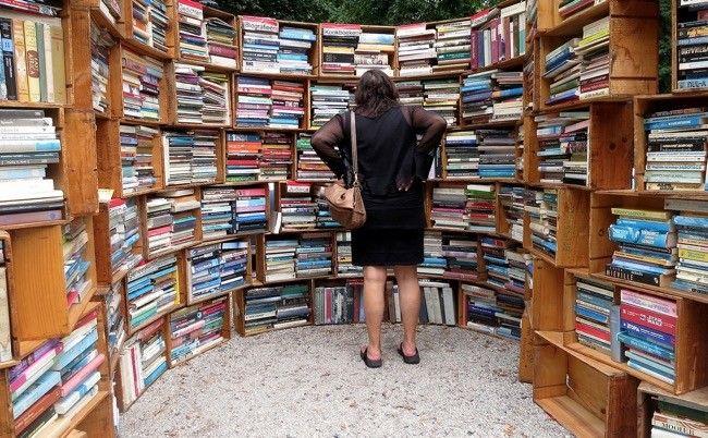 Una lista de varias tiendas y servicios online para vender y comprar libros usados...