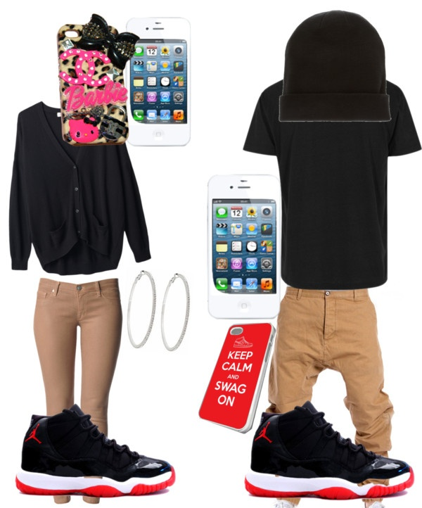 Cute outfits for couple.