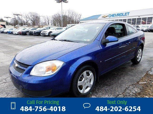 2007 Chevrolet Chevy Cobalt LT $6,252 80772 miles 484-756-4018 Transmission: Automatic  #Chevrolet #Cobalt #used #cars #DelChevrolet #Paoli #PA #tapcars