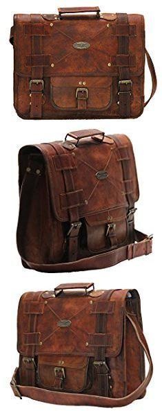 "Best Laptop Messenger Bag. Handmade_World leather messenger bags for men women mens briefcase laptop bag best computer shoulder satchel school distressed bag (11"" X 15"").  #best #laptop #messenger #bag #bestlaptop #laptopmessenger #messengerbag"