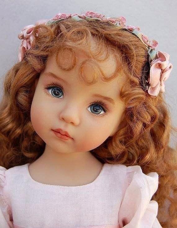 Куклы фото красивые